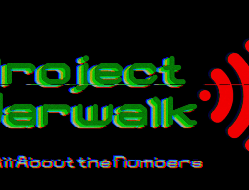 Project Warwalk:  It's All About the Numbers