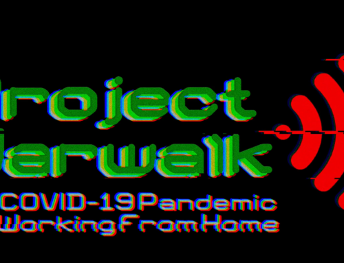 Project Warwalk: The COVID-19 Pandemic and Working From Home