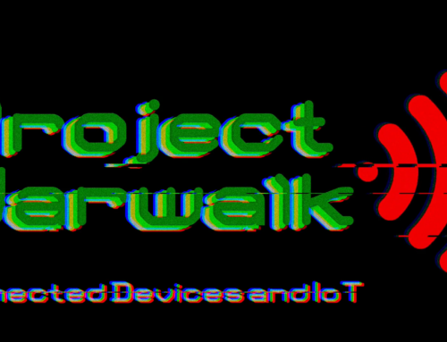 Project Warwalk: Connected Devices and IoT