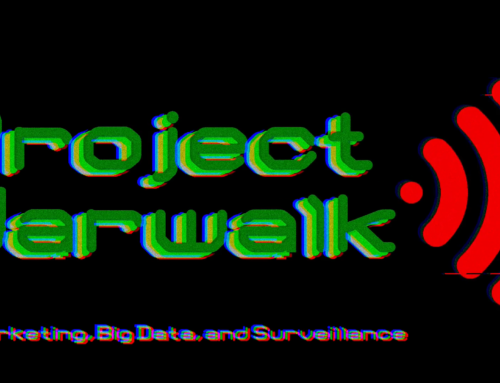 Project Warwalk: Warmarketing, Big Data, and Surveillance
