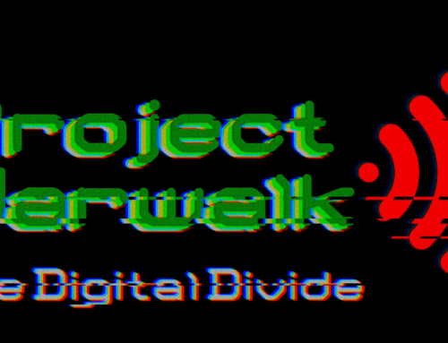 Project Warwalk:  The Digital Divide